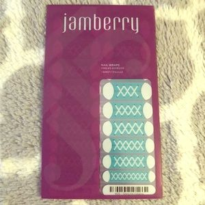 Jamberry Nail Wraps - Going the Distance 1K05